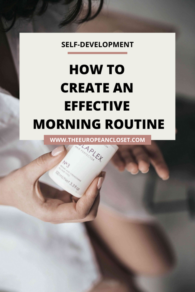 A morning routine should serve as a template of what you would want your morning to look like. Here are some ways you can create an effective morningroutine.