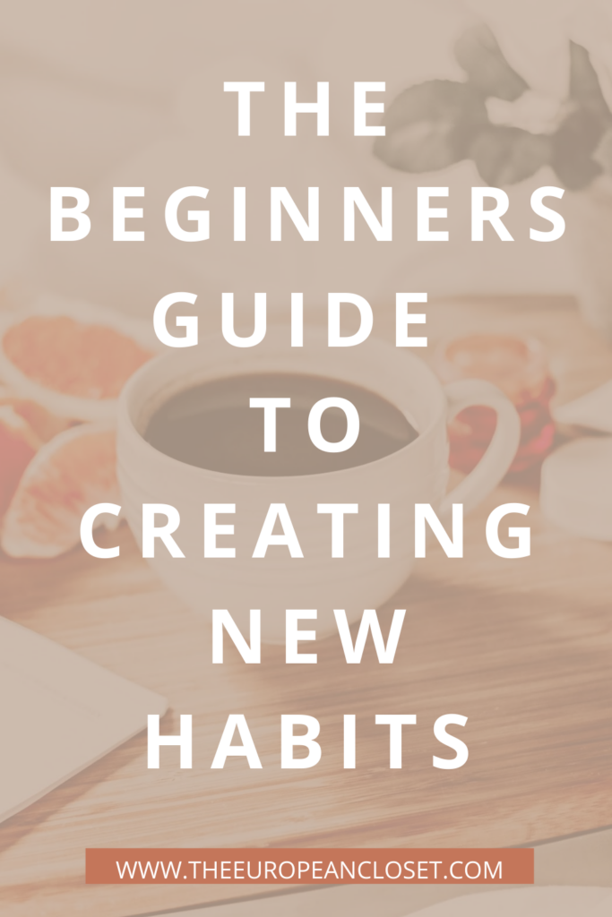 It takes an average of twenty-one days for a person to build a habit but that period is not very easy. Here are my top four tips on how to create new habits.