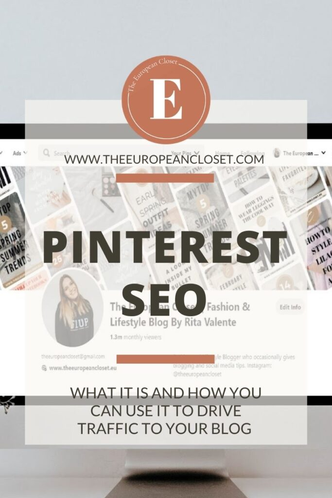 Pinterest SEO sounds like a crazy complicated process, right? Well, what if I told you it's actually very easy? SEO is the base for improving your visibility on Pinterest.
