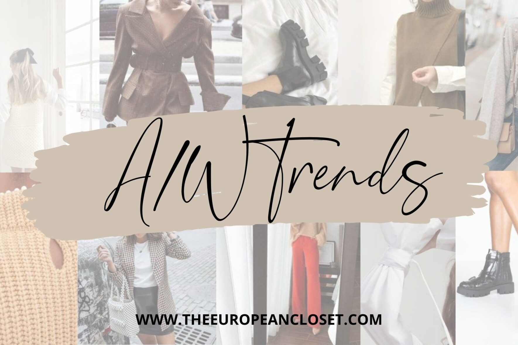 If you're a frequent reader of my blog, you'll know that I always create my fashion posts with one thought in mind: being trendy but comfortable.
