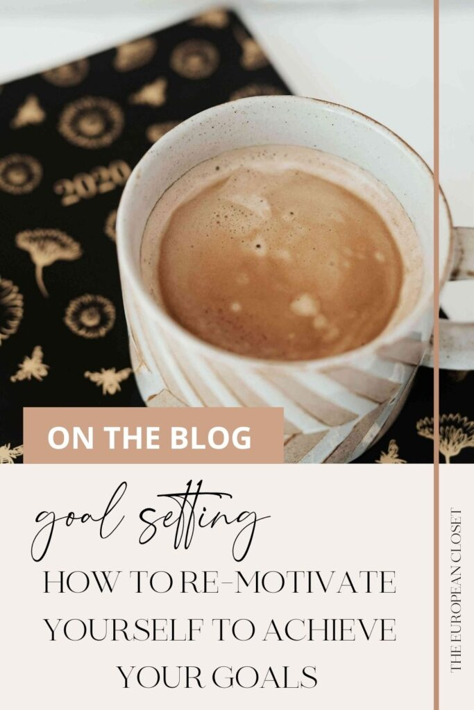 Today we're going to talk 3 ways you can get yourself back into the 'achieve your goals' bandwagon and leave your unmotivated mood behind.