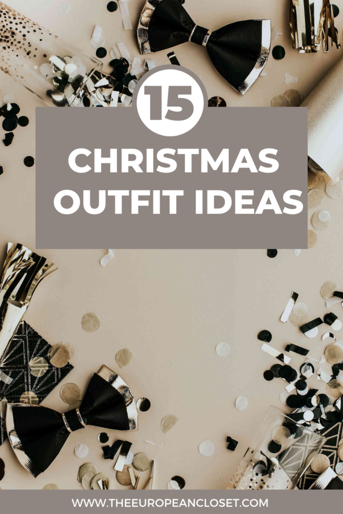15 Chirstmas Outfit Ideas - Pinterest