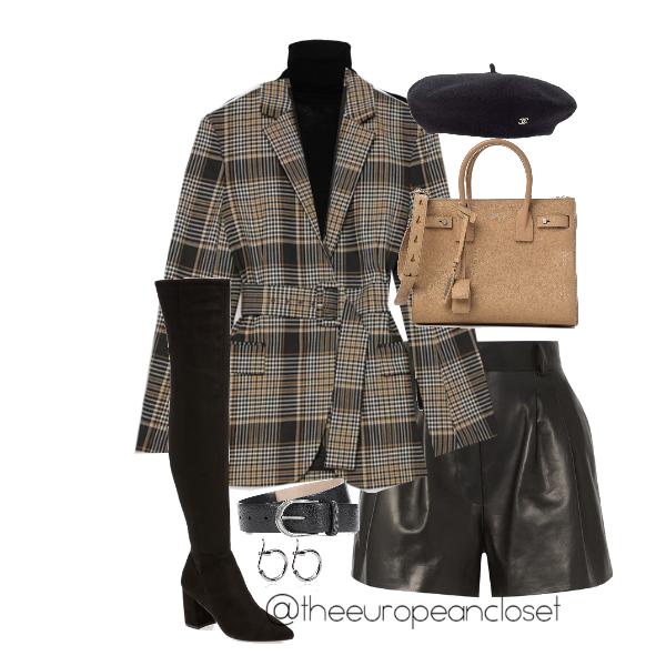 Christmas outfit ideas - The European Closet by Rita Valente
