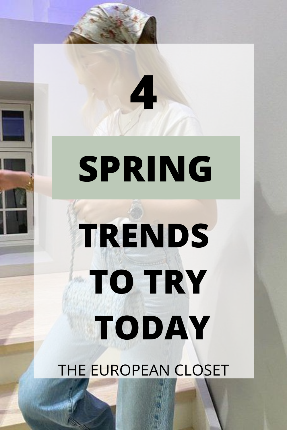 Want to find out what the biggest Spring fashion trends are? This article covers the 4 biggest trends this Spring.