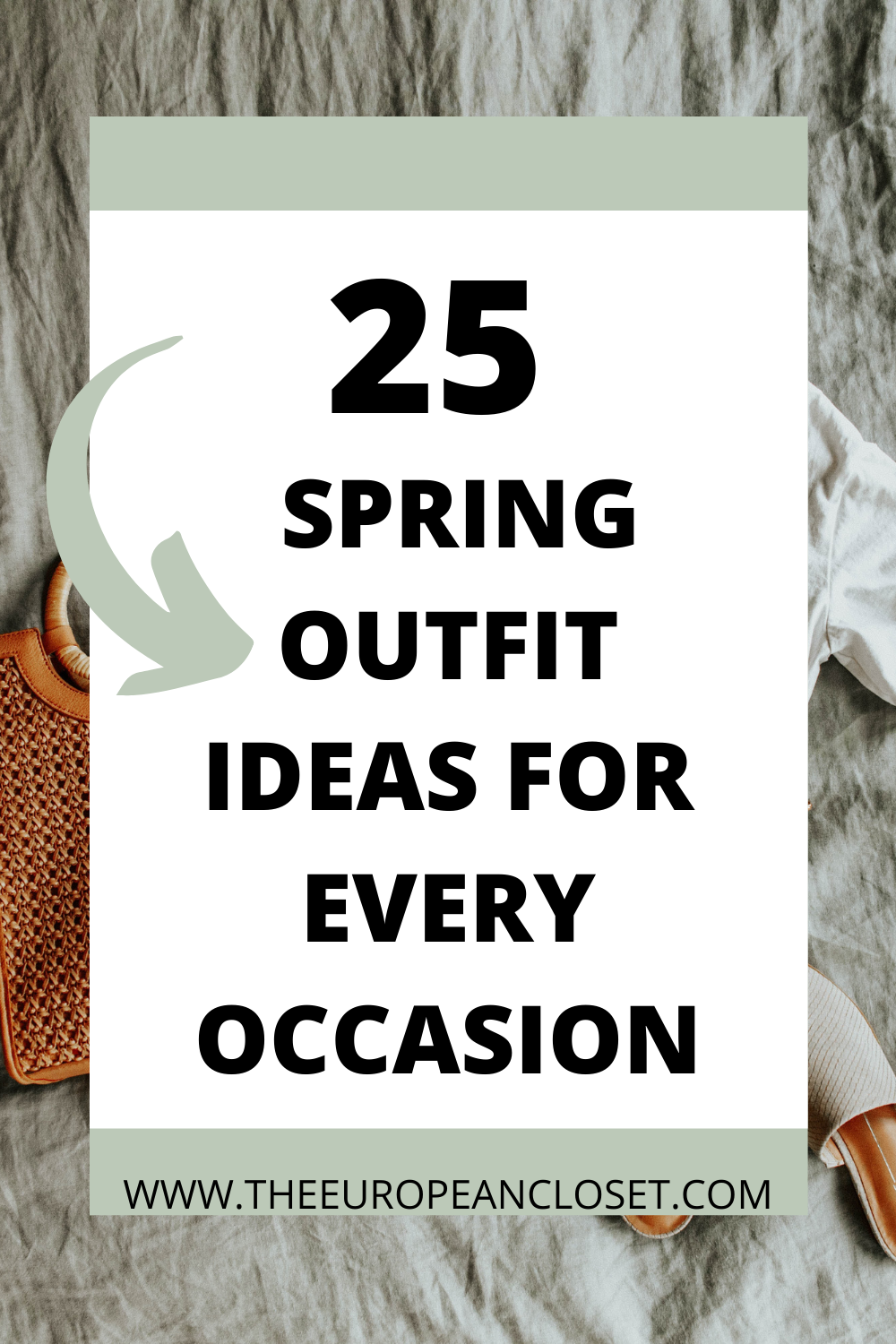 Today, I bring you 25 (you read that right, twenty-five!) early spring outfit ideas. They were created to fi any occasions you might attend.