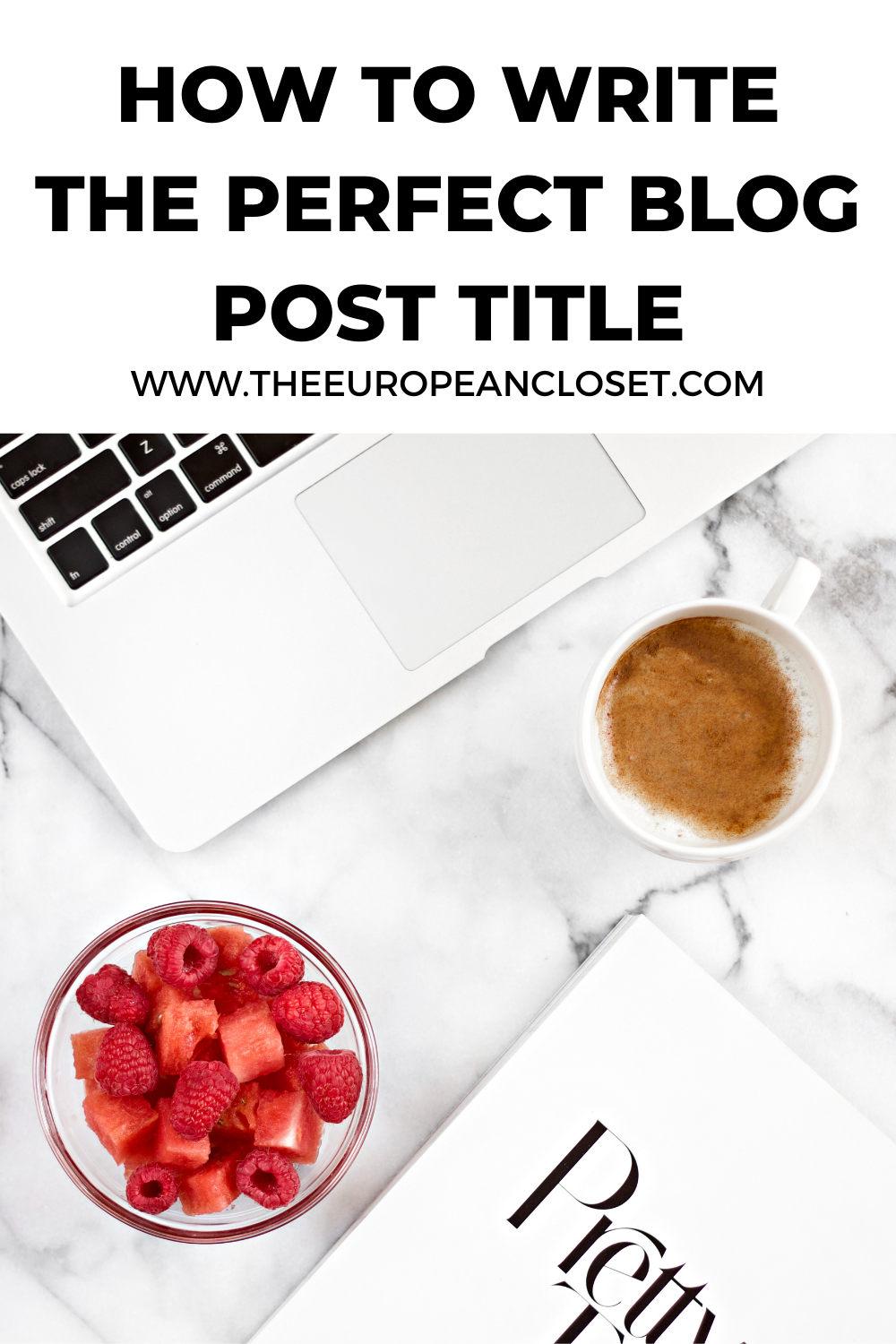 Creating a post is hard. But you know what's harder? To write a good blog post title. Today I'll show you how to write a good title in 3 steps