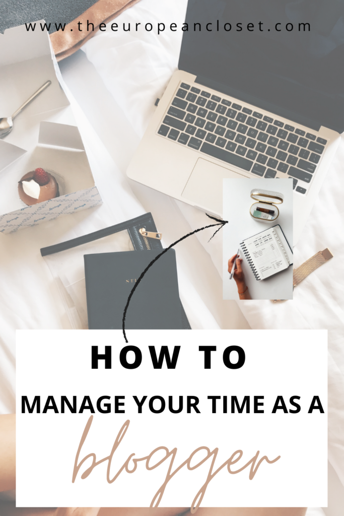 Today I'm sharing with you 7 time management tips for bloggers. If you're a beginner blogger these are perfect for you! And if you're not, they are too.