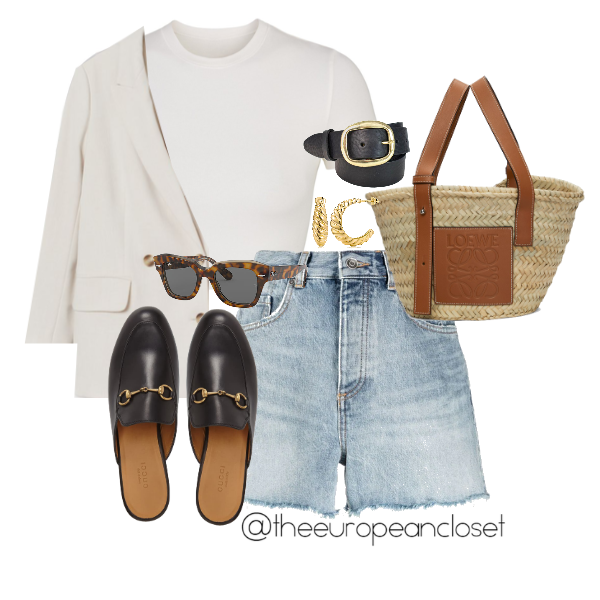 early summer looks