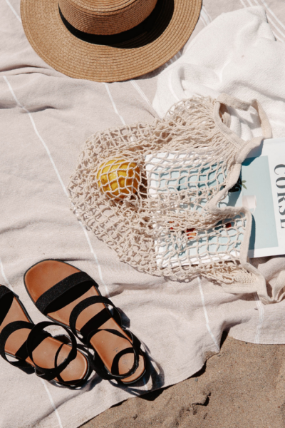 Summer is here so I've compiled a list of beach holiday essentials in this blog post. We have everything from swimsuits to cute bags for you.